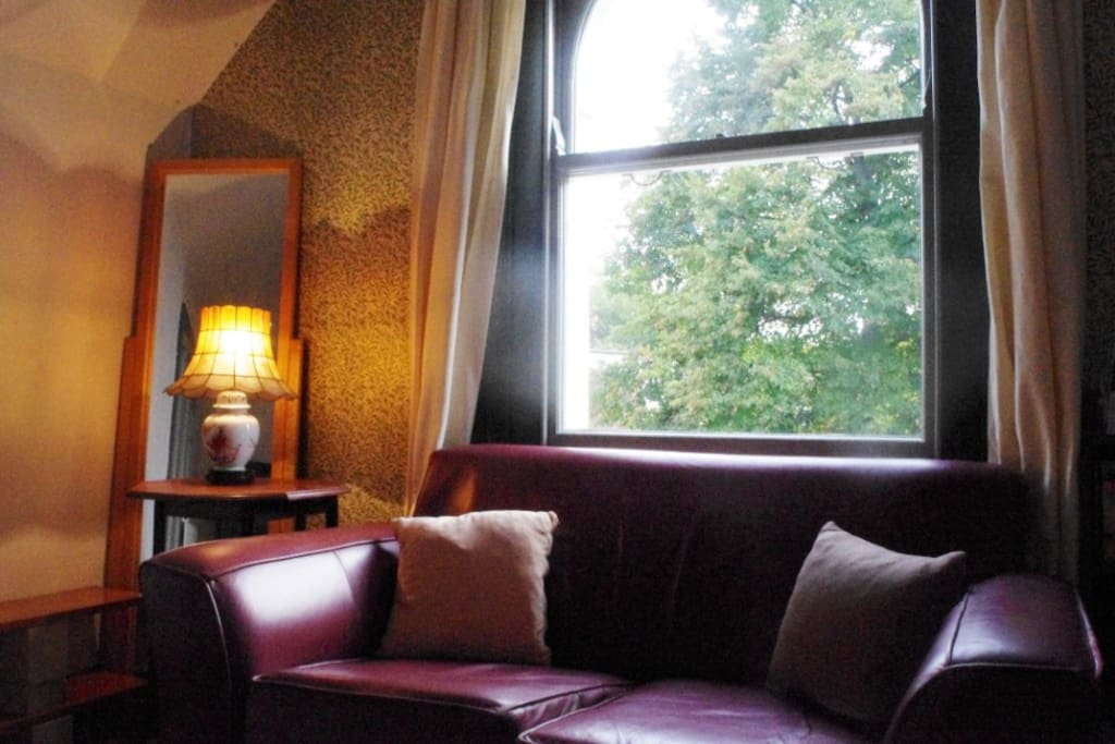 Your double room - Very cosy
