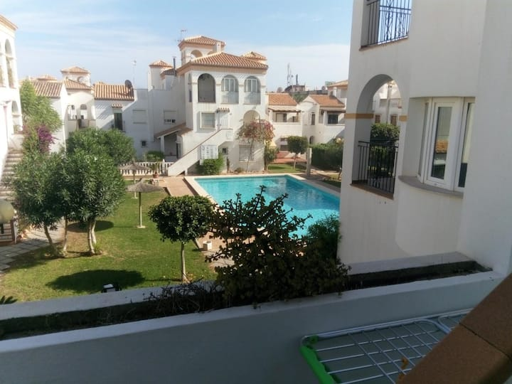 Apartamento solarium en Playa Flamenca