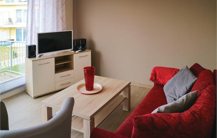Holiday apartment with 1 bedroom on 41m² in Graal-Müritz