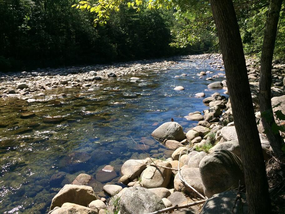 Beautiful Mad River!