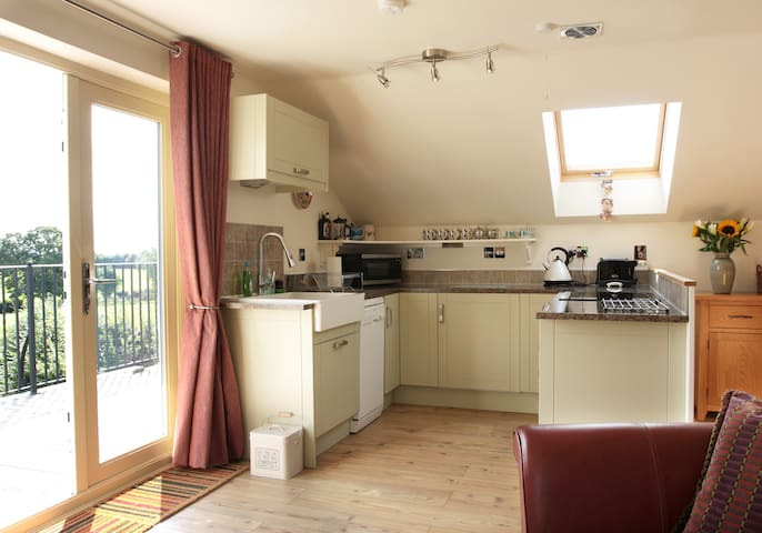Stylish eco friendly 1BD apartment - York - Lägenhet