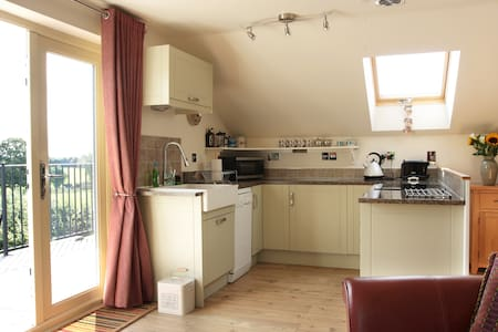 Stylish eco friendly 1BD apartment - York - Huoneisto