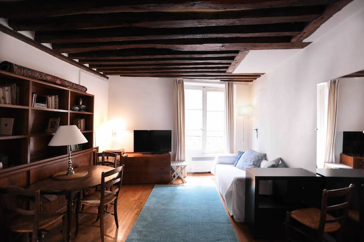 Lovely studio in Latin Corner (Panthéon)