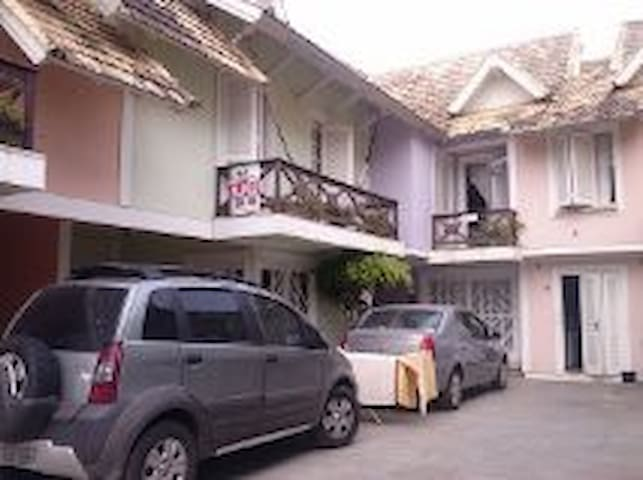 Casa de Praia Imbé 3 quadras do mar - Imbé  - Haus