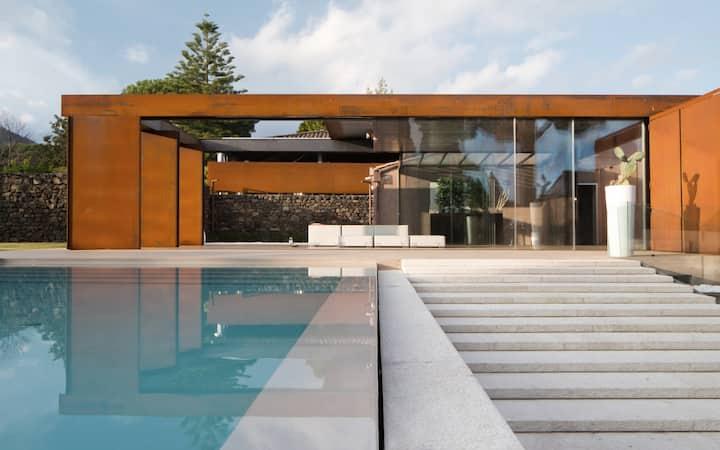 Luxury villa Bagolaro
