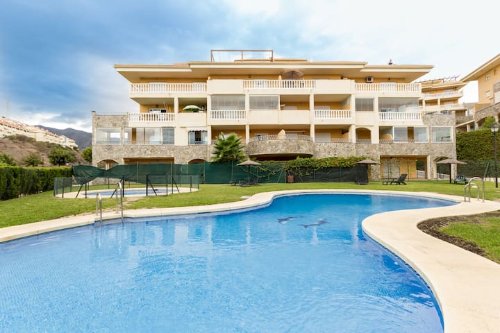 Relaxed, sunny and well equipped - Fuengirola - Apartment