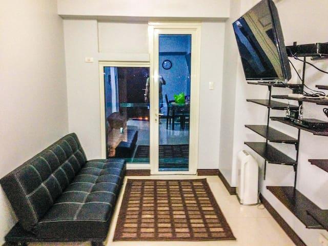 Le Grand Condo Unit for rent - Quezon City - Flat