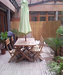 Loft jardin terrasse Stade d France - La Plaine Saint-Denis