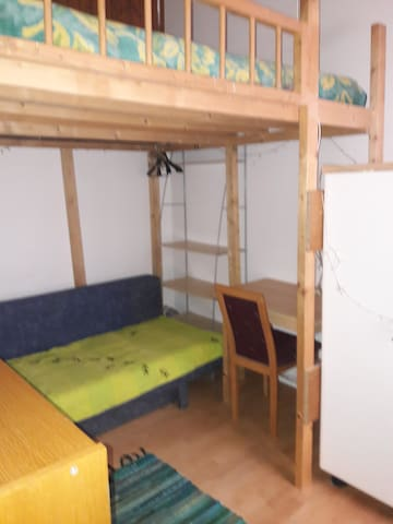 Das magische Hinterzimmer