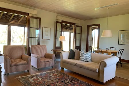Yarrabandai Creek Homestead - Edols Cottage