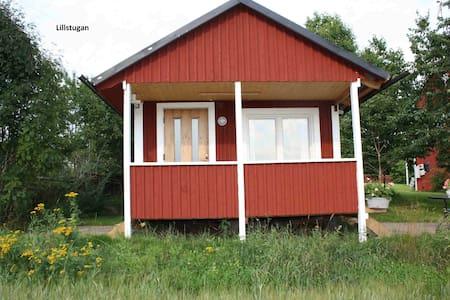 Stuga för 3-4 pers. nära Lönneberga