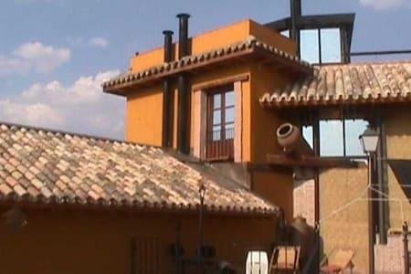 Habitacion CR1 Campo Real - Campo Real - Дом