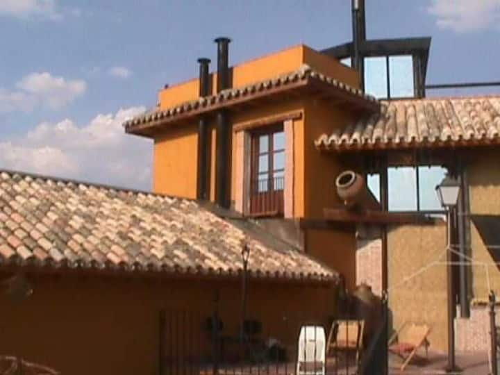 Habitacion TINAJA Campo Real