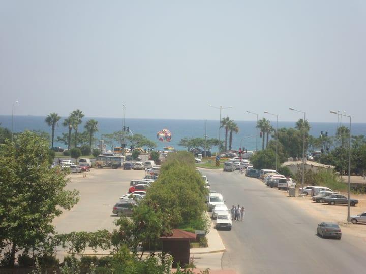 BIG and LUXURY apartment at SEA COAST of KONYAALTI