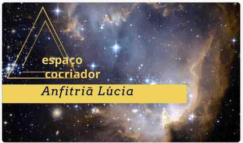 Espaço cocriador - Curitiba Pr, Com Lúcia  xpoá