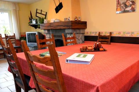 Ambroise  tafel voor 10pers.