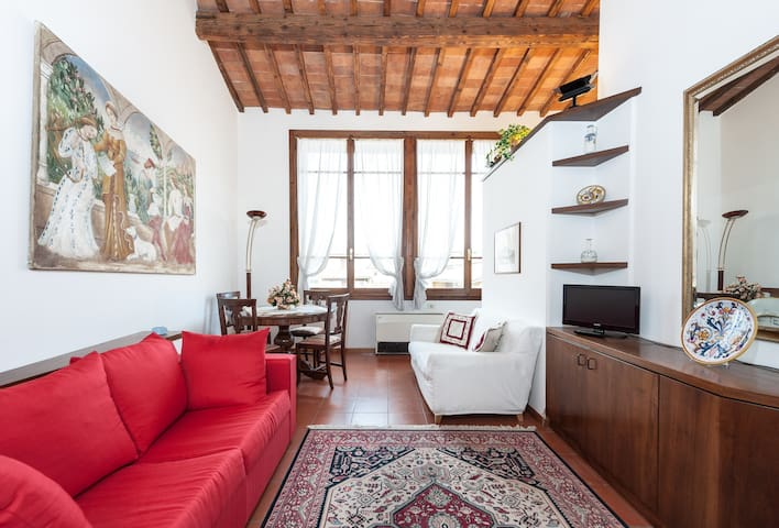 Charming & relaxing apt in Florence - ฟลอเรนซ์ - อพาร์ทเมนท์