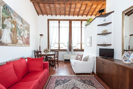Charming & relaxing apt in Florence - Florencia - Apartamento