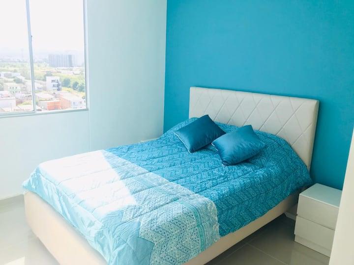 Apartamento en Cartagena - Conjunto El Club