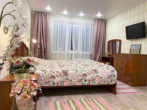 Квартира «У нас, Как дома »Троицкий .Цертр.