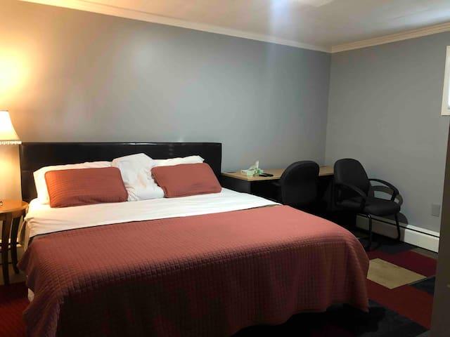 Tompkins Motel (Room #5)