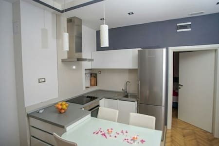 New apartman for small familly - Promajna