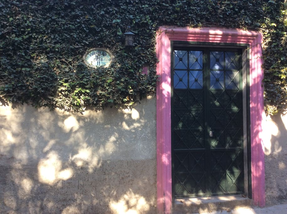 Welcome to Little Corner of Heaven (Riconcito del Cielo)