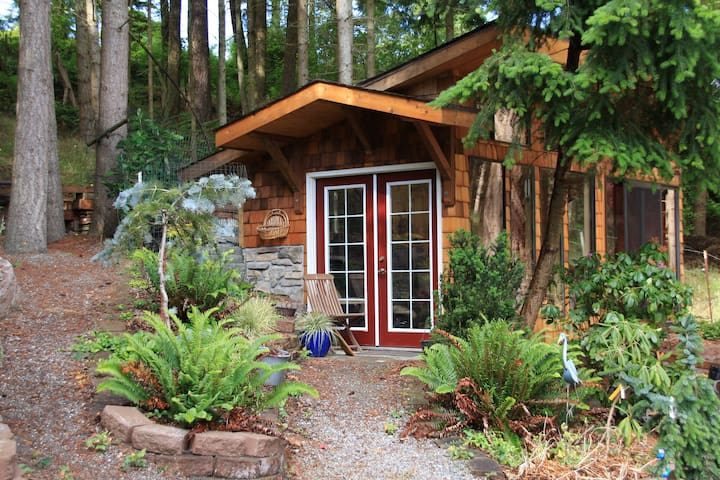 Private and Cozy Island Hide-Away - Coupeville - Cabaña