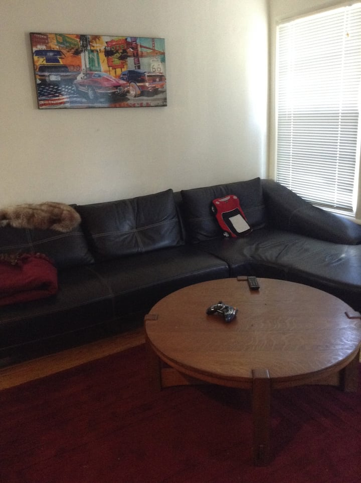 Base Camp in the Bay Area 1BD home.