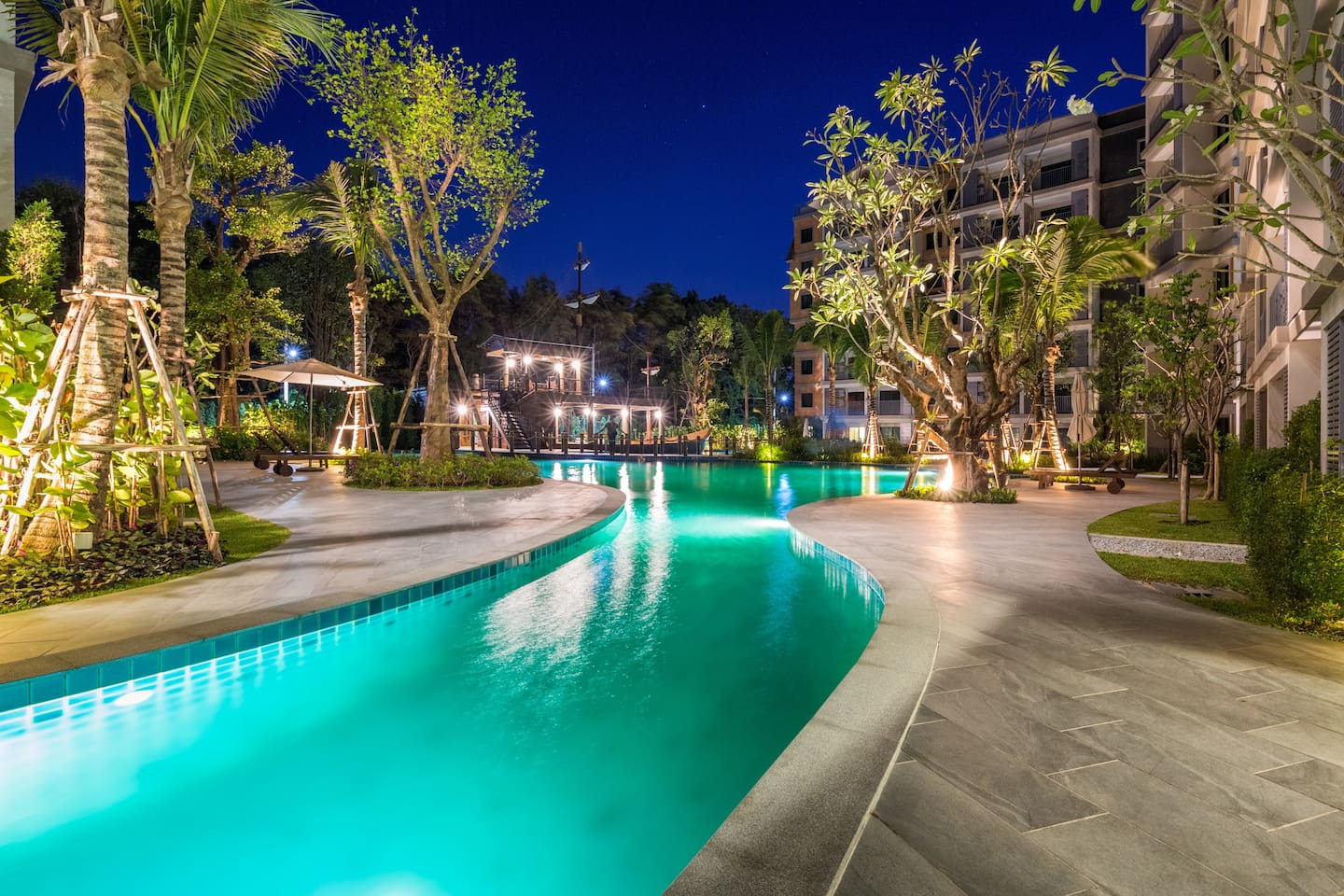 Let this handy apartment be your home in Phuket!