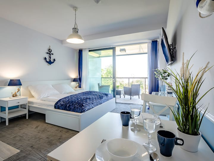 VacationClub – Seaside Apartament 109