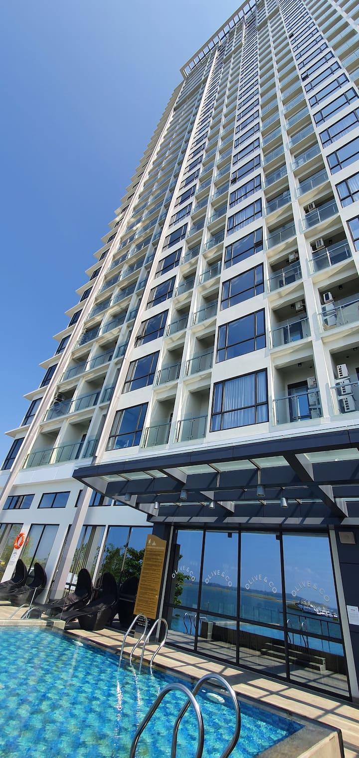 2 Bedroom One Residence-Harris Hotel Batam Centre