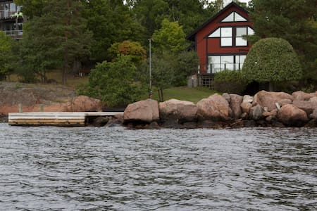 Vacation home in outstanding location by the sea - Oskarshamn S