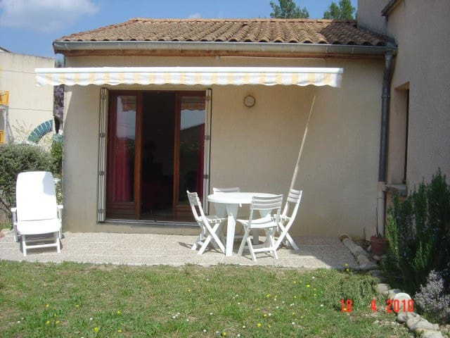 House - 200 m from the beach - Saint-Martin-d'Ardèche