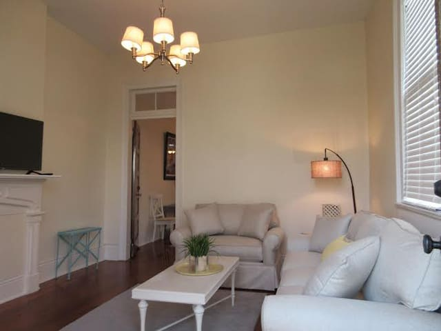Lovely spot in  Bayou St John - 2 miles to FQ! - New Orleans - Apartment