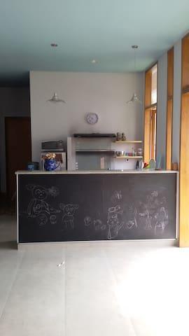 4BR, Sunny Open in Kemang, South Jakarta - Mampang Prapatan - House
