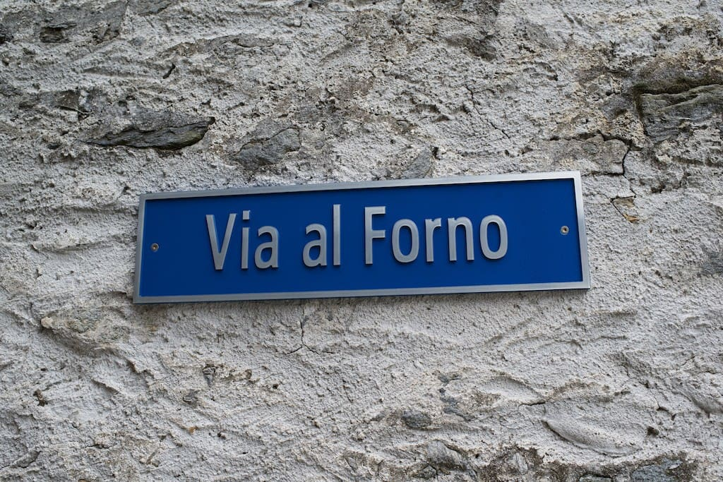 Via al Forno