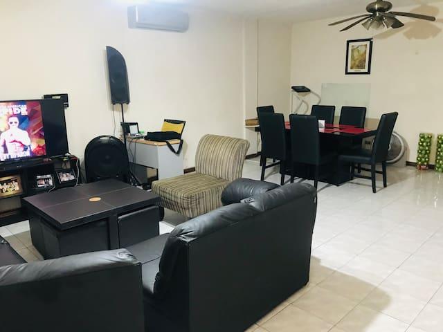 Habitación Privada - Dpto en Mitras Centro