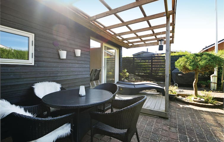Holiday cottage with 2 bedrooms on 49m² in Haderslev
