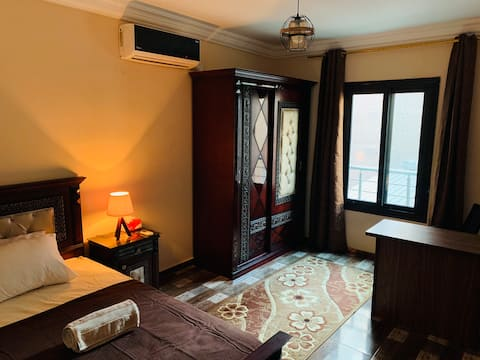 Private room Luxurious features and great location