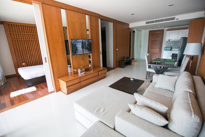 Q Conzept condominium good location - Phuket  - อพาร์ทเมนท์