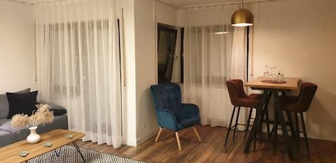 Gemütliches 1-Zimmer-Apartment in Heilbronn