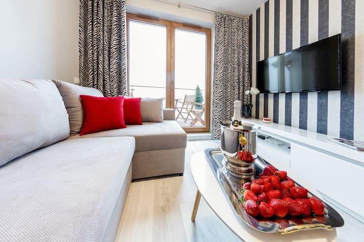 Apartament DOLCE VITA II - Karpacz - Leilighet