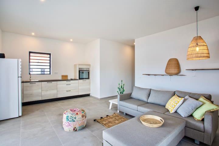 Luxury apartment next to the beaches of Jan Thiel