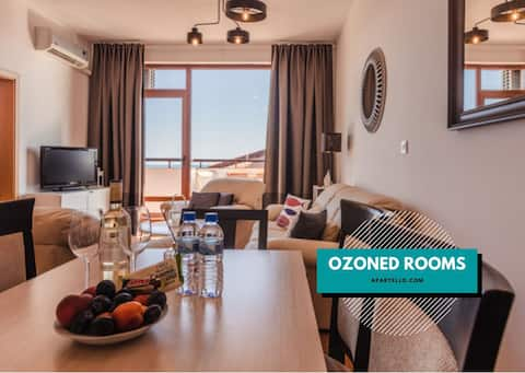 🔝APARTELLO Garden of Eden, Sveti Vlas 🏝 Apartment