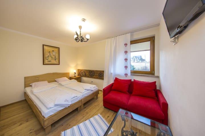 Pokój trzyosobowy w Białym Dunajcu | Moje Tatry - Biały Dunajec - Casa de camp