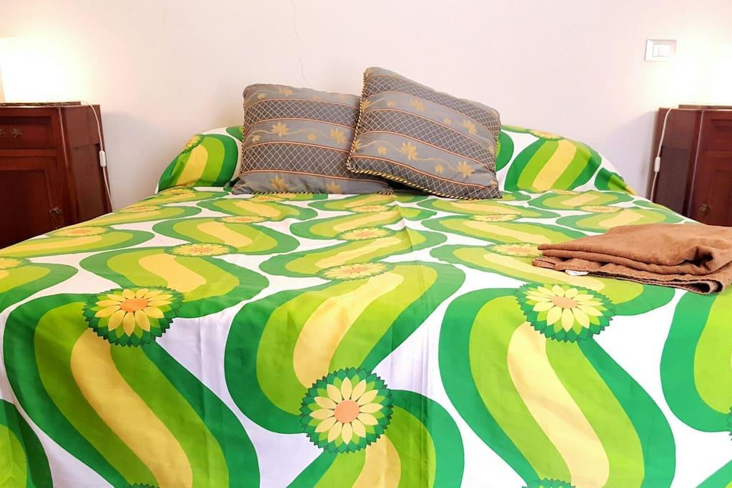 Stanza da letto - sleeping room