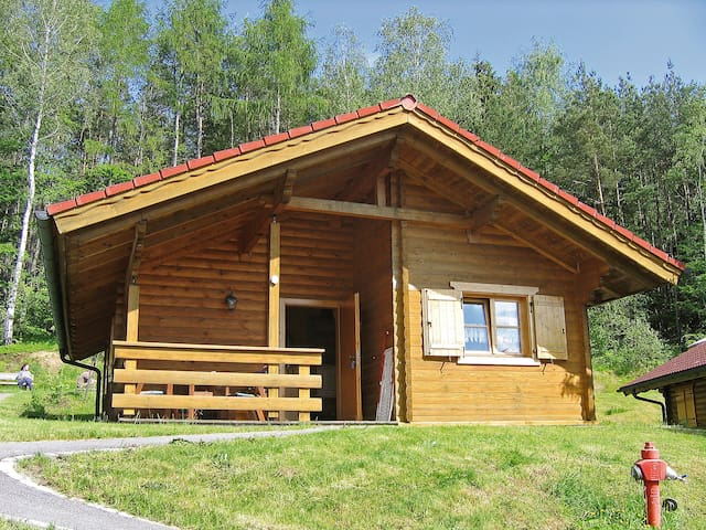 3-room house Naturerlebnisdorf Stamsried for 5 persons - Stamsried - Hus