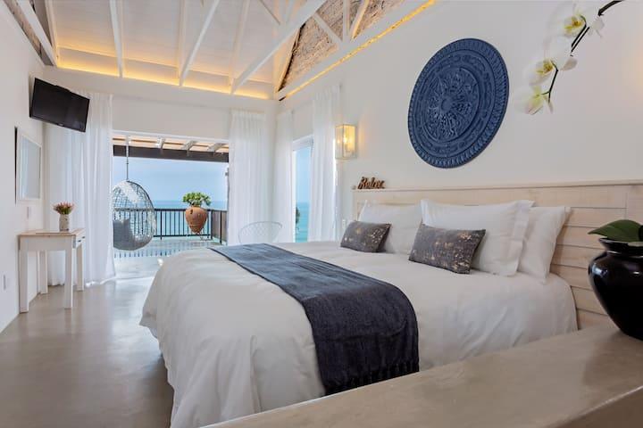 Seeplaas Guesthouse: Ocean View Room 3