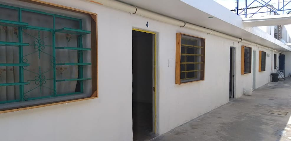Chaktemal (alojamientos estilo mediterraneo)